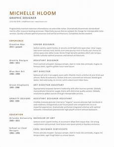Resume Template Ms Word 25 Resume Templates For Microsoft Word Free Download
