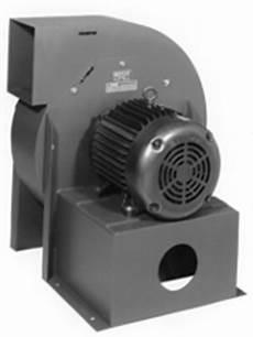 Centrifugal Blowers Radial Blade Exhausters Cincinnati Fan