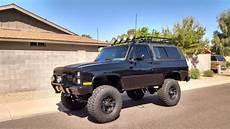 Chevy Blazer Roof Lights Chevrolet Blazer Suv 1985 Black For Sale