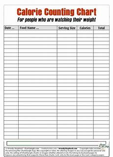 Free Download Calorie Chart Calorie Counting Chart Beauty Pinterest Calorie
