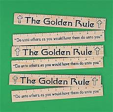 The Catholic Toolbox The Golden Rule File Folder Game