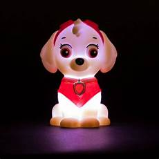 Paw Patrol Night Light Official Paw Patrol Skye Illumi Mate Colour Changing Led