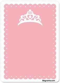 Princess Party Invitations Printable Free Free Princess Birthday Invitations Free Printable