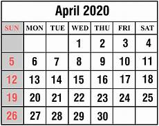 print calendar april 2020 free march amp april 2020 printable calendar templates