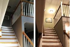 diy staircase makeover the style files