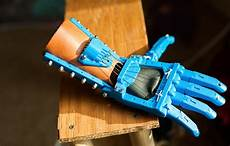 3d Printed Prosthetic Hand Design Online Community Of Makers Creates And Improves 3d Printed
