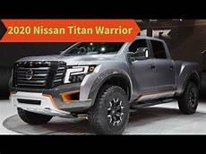 2020 nissan titan warrior 2020 nissan titan warrior interior price release
