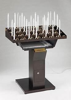 candelieri votivi candeliere votivo elettrico gestuale 48 punti luce