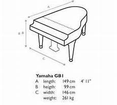 Baby Grand Piano Dimensions Yamaha Baby Grand Piano Dimensions Google Search Baby