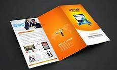 Advertisement Leaflets Customized Accordion Fold Brochure Flyer Printing