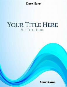 Online Title Page Maker Free Cover Page Maker Create Online In Under 1 Minute