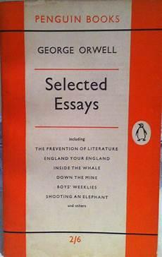 Orwell Essays George Orwell Essay Copywriterschecklist Web Fc2 Com