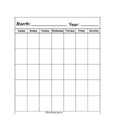 How To Make A 12 Month Calendar In Word Time And Calendar Activities At Enchantedlearning Com