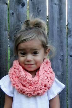 crochet kids items similar to scarf crochet cowl