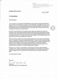 Letter Of Recommendation College Admission Recommendation Letter For College Admission Templates