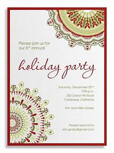 Annual Holiday Party Invitation Template Company Party Invitation Sample Corporate Holiday Party