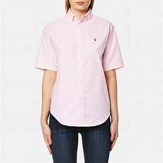 ralph sleeve shirts for polo ralph s sleeve shirt deco pink