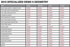 Specialized Crosstrail Bike Size Chart First Look 2015 Specialized S Works Demo 8 Carbon 650b