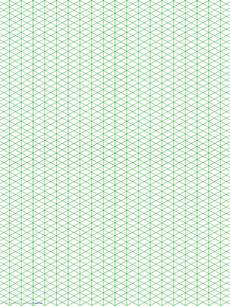 Isometric Graph Paper Isometric Paper 12 Free Templates In Pdf Word Excel