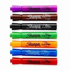 Staples Flip Chart Markers Amazon Com Sharpie 1760445 Flip Chart Marker Black 8