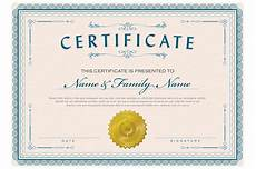 What Is Certificate Of Recognition Necessary Parts Of An Award Certificate