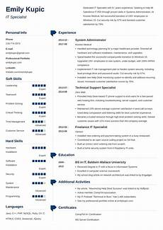Technical Proficiency In Resume Technical Resume Template Guide Amp 20 Examples