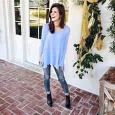What To Wear With Light Blue Jeans What To Wear With Grey Jeans 10 Outfit Ideas To Inspire