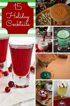 15 holiday cocktails christmas recipe s holiday