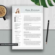 Free Downloadable Resume Templates 2020 Modern Resume Template For Ms Word Job Winning Cv