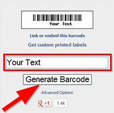 Design Your Own Barcode How To Create A Barcode 13 Steps With Pictures Wikihow