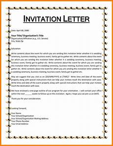 Birthday Invitation Letter A Letter Of Invitation Birthday Check More At Http Www