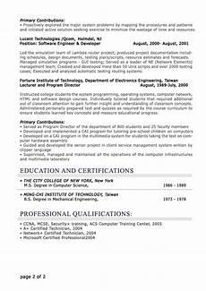 Sample Professional Resumes Professional Level Resume Samples Resumesplanet Com
