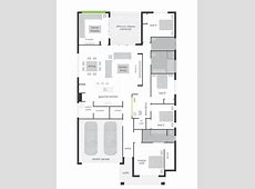 Floor Plan Friday: 4 bedroom with theatre, study nook, butler's pantry