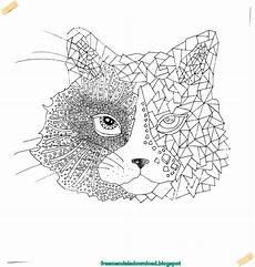 Ausmalbilder Katze Mandala Katzen Mandala Kostenlos Ebook Cats Mandala Free Ebook