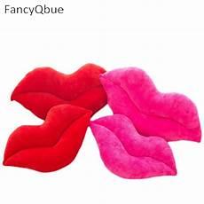 2017 new creative novelty pink lip plush
