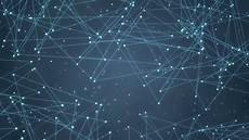 Black Techno Wallpaper 4k by Glowing Futuristic Network Shape Loopable Background 4k