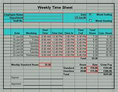 Two Week Timesheet Excel Timesheet Templates Ready To Use Out Of The Box