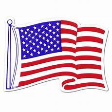 american flag clipart american car flag magnet
