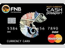 MasterCard Collaborates with FNB to offer Multi currency