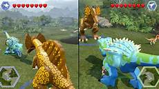 Lego Jurassic World Malvorlagen Lego Jurassic World Hybrids Battle Free Roam Gameplay