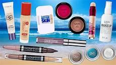 best drugstore makeup for summer sweatproof
