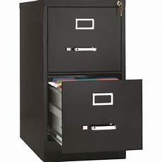hirsh 26 5 in 2 drawer vertical letter file cabinet