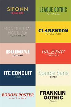 Best Graphic Design Fonts 20 Best Fonts For Graphic Designers