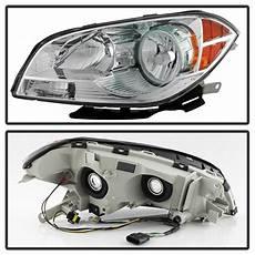 2012 Chevy Malibu Lights 2008 2012 Chevy Malibu Headlights Factory Style Headlamps
