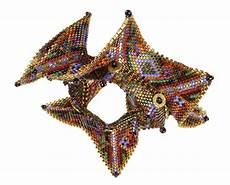 i b beading contemporary geometric beadwork