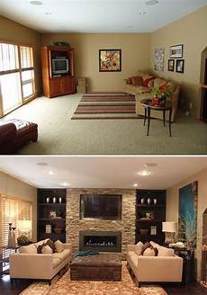 interior design before and after michele hybner omaha