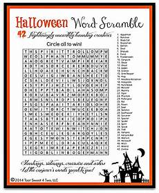 Halloween Themed Words Last Chance 13 Free Halloween Printables You Will Love
