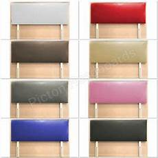 divan faux leather headboard all colours sizes available