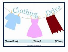 Free Clothes Sample Clothing Drive