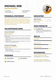 What Is A Job Resume How To Write Your First Job Resume Guide